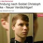 Der Cornet Christoph Rilke treibt wieder sein Unwesen!
