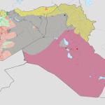Warum ist der Islamische Staat auf Karten grau?