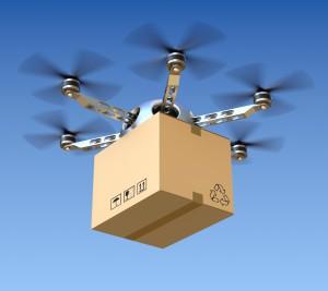 Brathähnchen-Drohne