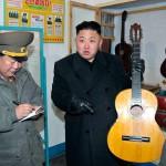 Komponieren mit Kim Jong-Un
