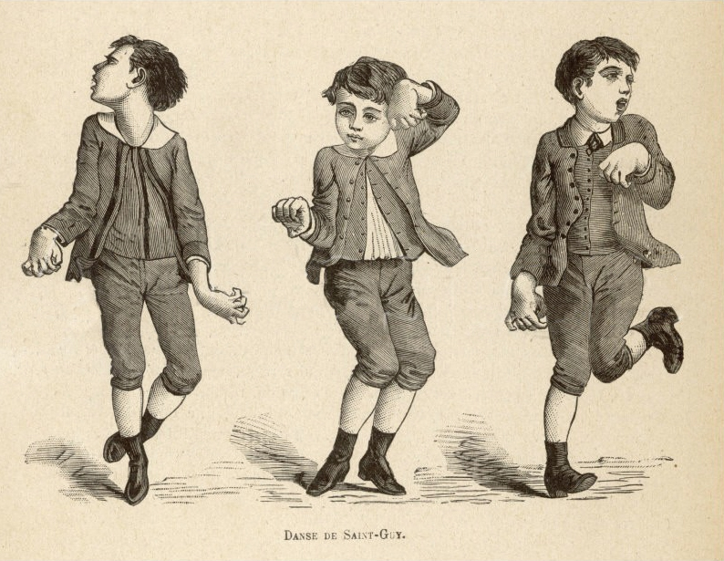 La danse de Saint-Guy