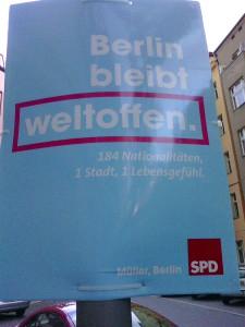 Lebensgefühl bei der SPD