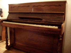 Das Steiner Klavier